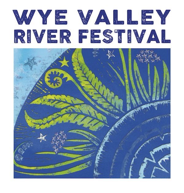 Wye Valley Graphic Logo with date